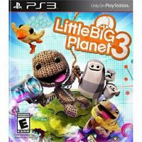 LittleBigPlanet 3 - Sony PlayStation 3 PS3