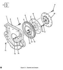 V903C Cummins Flywheel 3039311 NEW OEM
