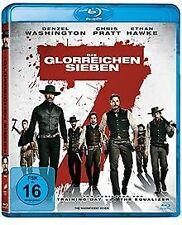 Die glorreichen 7 [Blu-ray] von Antoine Fuqua | DVD | Zustand sehr gut