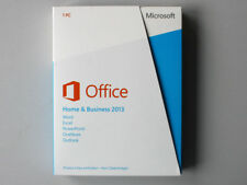 Office 2013 Home and Business Box versione completa, tedesco-NUOVO, SKU: t5d-01628