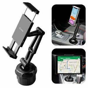 Cellet Heavy Duty Tablet Cup Holder Mount Extendable 360° Rotation for iPad Tab