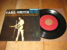 Carl Smith EP.A1.Amazing Grace.A2.When the ring them golden bells.(1299)