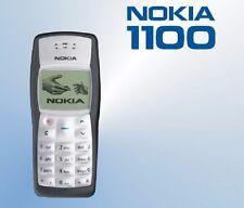 Original Black Nokia 1100 Factory Unlock Mobile phone.