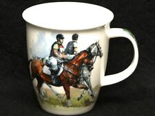 DUNOON RIDING Fine Bone China NEVIS Mug