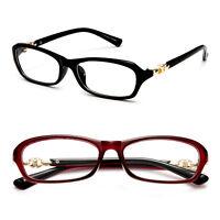 Fashion Reading Glasses Readers Rectangular Frame Elegant Many Strength