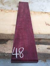 Purpleheart 25-30mm Lumber/Boards - /Exotic Wood/Exotic Hardwoods
