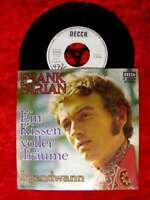 Single Frank Farian: Ein Kissen voller Träume (Decca) Promo