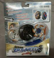 Beyblade Beywheelz Doom Fire Drago - W-02 Balance Battler Kreisel Hasbro 2012