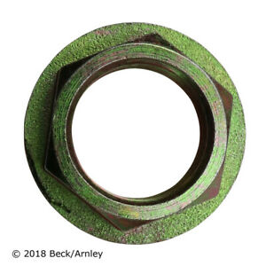 Axle Nut Front Beck/Arnley 103-3080
