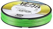 Shimano Kairiki PE 0,10mm Mantis Green 6.0kg 10m Grün geflochtene Schnur