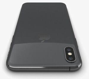 Apple iPhone XS Max 256GB SpaceGray Factory Unlocked Verizon ATT Tmobile A+ MINT