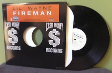"Lil' Wayne ""Fireman"" 12"" EX Hot Boys B.G. Cash Money Millionaires Young Jeezy"