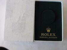 ROLEX ORIGINAL SERVICE DIVISION FOAM INSERT SHIPPING BOX