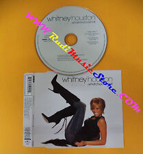CD Singolo WHITNEY HOUSTON WHATCHU LOOKIN AT 2002 PROMO USA ARPCD-5170 (S3)