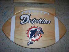 Dohpins Display shelf for footballs/ helmets Handmade Natural wood see pic/add