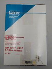 Laser Toner Cartridge for IBM 4039, 3912, and 3916