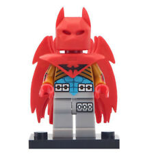 Red Azbat - DC Universe Marvel Batman Lego DYI Minifigure Gift For Kids