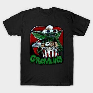 gremlins Halloween Friday 13Th Christmas Gizmo Horror Funny Film Movie T Shirt