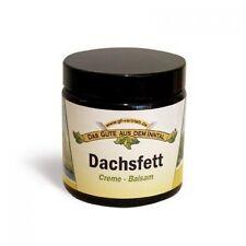 Inntaler Naturprodukte Dachsfett Creme-Balsam 110 ml im Glastiegel