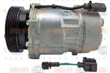 Kompressor für Klimaanlage Klimakompressor original HELLA (8FK 351 125-751)
