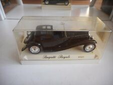 Solido Bugatti Royale in Black on 1:43 in Box