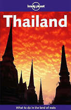 Thailand (Lonely Planet Country Guide), Joe Cummings | Paperback Book | Good | 9
