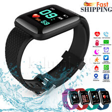 Smart Watch Sport Activity Tracker Pedometer Step Counter Calorie Fit Bit Style
