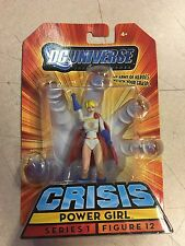 DC Universe Infinite Heroes Crisis Power Girl-Series 1 Figure 53
