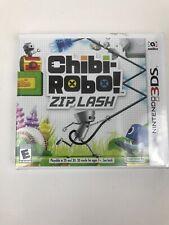 Chibi-Robo! Zip Lash (Nintendo 3DS, 2015)