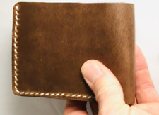 mens wallets full grain leather | Horween leather wallet handmade