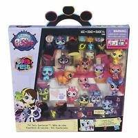 Littlest Pet Shop Party Collector Pack Toy 15 Friends Accesories Sparkly Kitty