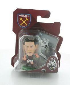 Aaron Cresswell West Ham United SoccerStarZ MicroStars Green Base Blister