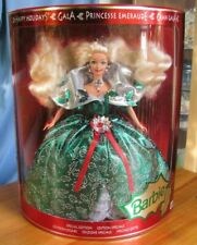 Barbie Mattel 1995 Happy Holidays Special Edition Gran Gala  Prinzessin Emeraude