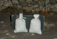 """/""""SCALA 1:6 Esercito Tedesco Cibo//Grano Supply Sacco/"""""""