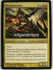 Magic Commander 2013 - 1x Thraximundar-Mythic
