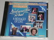 ARCADE GOLDEN LOVE SONGS 6 /CD NEUWERTIG MIT FLEETWOOD MAC KANSAS ABBA LEO SAYER