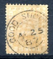 BRITISH GUIANA Old Stamp GOOD CANCEL VF