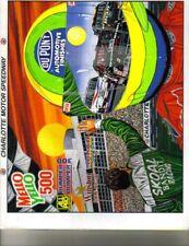 1994 Nascar Mello Yello 500 Charlotte Harry Gant Jeff Gordon Cover L@@K