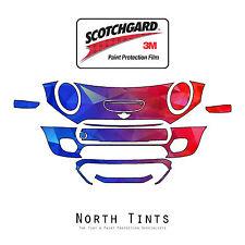 MINI Cooper JCW 2015-2017 PreCut 3M Scotchgard Paint Protection Clear Bra Kit