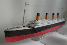 High quality Titanic Model Fly 153 - Titanic RMS Paper Model Kit