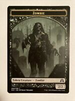 MTG Token Creature Zombie 2016 Magic Trading Card 005/018 Wizards of the Coast
