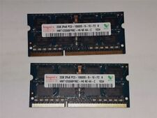 Memoria (RAM) con memoria DDR3 SDRAM de ordenador Hynix de factor de forma SO DIMM 204-pin