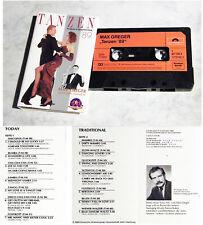 MAX GREGER Tanzen ´89 Today & Traditional . 1988 Polydor ADTV MC TOP