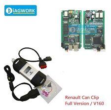Full Chip Probe Renault Can Clip V160 OBD2 Diagnostic Scanner Tool sonde RTL2002