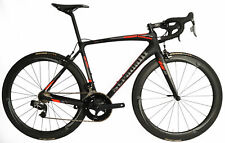 STRADALLI SRAM RED E-TAP SAN REMO CARBON AERO Wheels FSA ROAD BICYCLE BIKE 55cm
