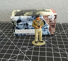 King & Country Figur EA008 - Field Marshall Montgomery ++ TOP mit OVP ++