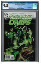 Green Lantern Corps #47 (2010) Migliari Variant CGC 9.8 EB560