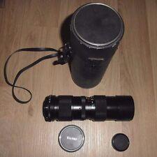 Foto Kamera Objektiv Vivitar 85 - 205, 1:3:8, Canon Fd Anschluss