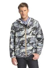 K-Way Historic Claude Klassic Men's Packable Jacket Windbreaker Camo $68 NEW M