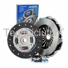 AISIN 3 PART CLUTCH KIT FOR RENAULT MEGANE COACH COUPE 1.9 DCI